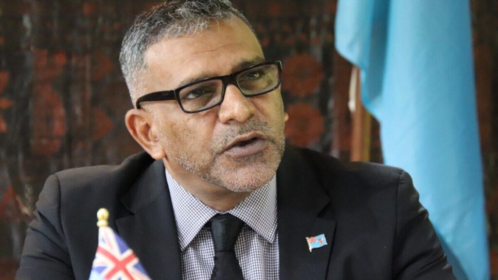 Minister Koya